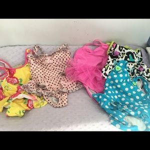 Other - Set of 5 24 month bathing suits